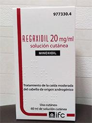 ミノキシジル外用薬 : 2%